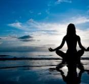 A peaceful mind creates a peaceful world